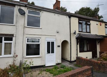 Thumbnail 2 bed terraced house for sale in Sleetmoor Lane, Somercotes, Alfreton, Derbyshire