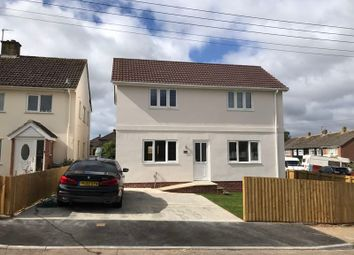 Thumbnail 3 bed detached house to rent in St. Andrews Drive, Axminster