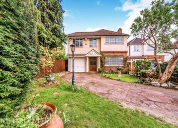 Thumbnail 5 bedroom detached house for sale in Highfield Close, Long Ditton, Surbiton
