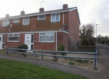 Thumbnail 3 bed terraced house to rent in Sandringham Road, Yeovil
