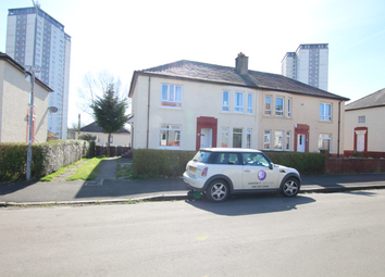 Thumbnail 2 bed flat to rent in Dunterlie Avenue, Glasgow