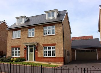 Thumbnail 5 bedroom detached house for sale in Long Down Avenue, Cheswick Village