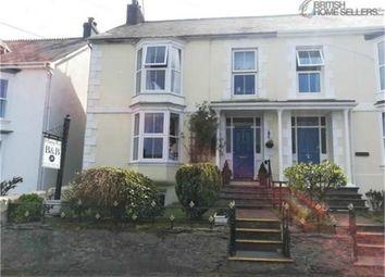 Thumbnail 5 bed semi-detached house for sale in Y Garregwen, Llanybydder, Carmarthenshire
