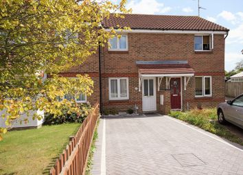Thumbnail 2 bed terraced house for sale in Milbanke Close, Shoeburyness, North Shoebury