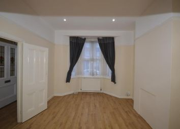 Thumbnail 4 bed terraced house to rent in Gladstone Avenue, Manor Park, London