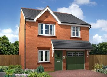 Thumbnail 3 bed detached house for sale in The Marford Sandy Lane, Chester, Cheshire