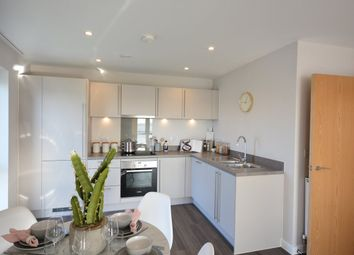 Thumbnail 2 bedroom flat to rent in Centenary Quay, Woolston, Southampton, Hampshire