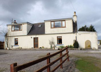 Thumbnail 5 bed detached house for sale in Auldearn, Nairn