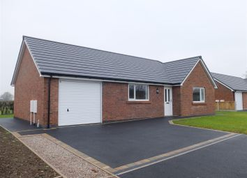 Thumbnail 2 bed detached bungalow for sale in Appletree Close, Durdar, Carlisle