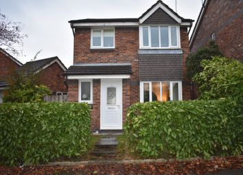 Thumbnail 3 bed detached house to rent in The Ridgeway, Tarvin, Cheshire