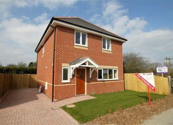 Thumbnail 4 bed detached house for sale in Wyndham Road, Walkford, Christchurch, Walkford Christchurch, Dorset