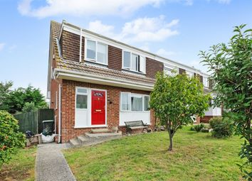 Thumbnail 3 bedroom semi-detached house for sale in Anthony Crescent, Whitstable, Kent