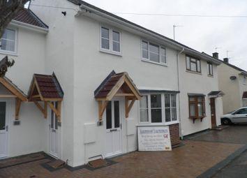 Thumbnail 1 bed maisonette for sale in Larkhill Road, Abingdon