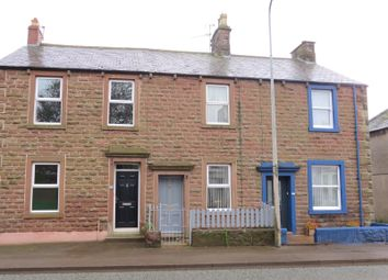 Thumbnail 2 bed terraced house for sale in West Street, Aspatria, Wigton