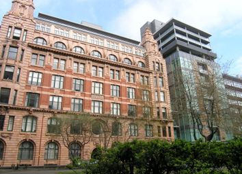Thumbnail 1 bed flat to rent in Century Buildings, St. Marys Parsonage, Manchester