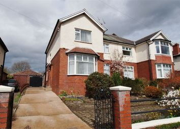 Thumbnail 3 bed semi-detached house for sale in Newtown Road, Carlisle, Cumbria