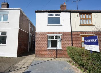 Thumbnail 2 bedroom semi-detached house for sale in Warminster Road, Norton Lees, Sheffield