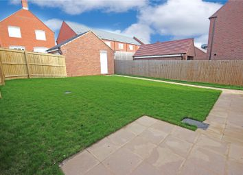 Thumbnail 3 bedroom detached house for sale in Grace Road, Sapcote, Leicester, Leicestershire
