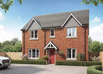 """Thumbnail 4 bed detached house for sale in """"The Leverton"""" at Tithe Barn Lane, Exeter"""