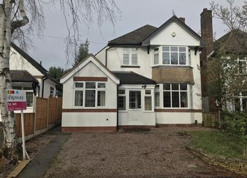 Thumbnail 3 bed detached house to rent in Woodland Avenue, Hagley, Stourbridge