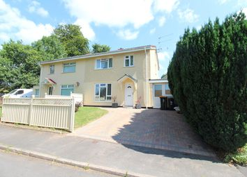 3 bed semi-detached house for sale in Marconi Close, Newport NP20