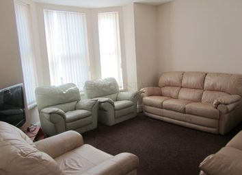 Thumbnail 9 bed detached house to rent in Everett Road, Withington, Manchester