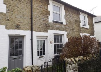 Thumbnail 2 bed terraced house for sale in St. Catherine Street, Ventnor
