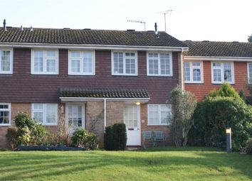 Thumbnail 2 bed terraced house for sale in Hillcrest, Weybridge, Surrey