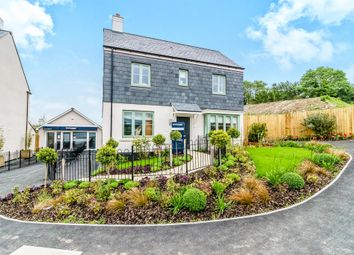 Thumbnail 4 bed detached house for sale in Barrack Road, Modbury, Ivybridge
