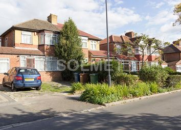 Thumbnail 4 bed semi-detached house to rent in Wetheral Drive, Stanmore, London