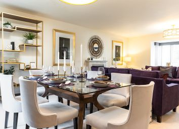 Thumbnail 2 bedroom flat for sale in 45 The Grange, Gallagher Square, Warwick