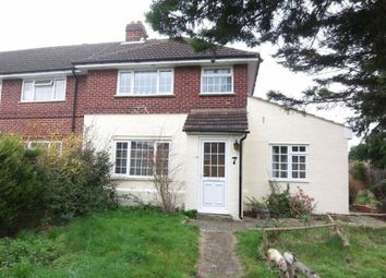 Thumbnail 4 bed end terrace house to rent in Kingsley Avenue, Englefield Green, Egham
