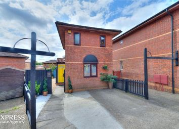 Thumbnail 2 bedroom detached house for sale in Armstrong Close, Crownhill, Milton Keynes, Buckinghamshire