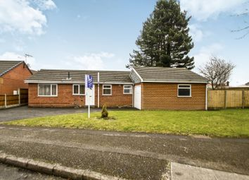 Thumbnail 3 bed bungalow to rent in Elmhurst Road, Forest Town, Mansfield