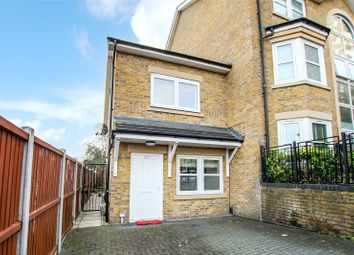 Rockmount Road, London SE18. 3 bed end terrace house for sale