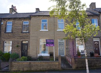 3 bed terraced house for sale in Virginia Road, Marsh, Huddersfield HD3