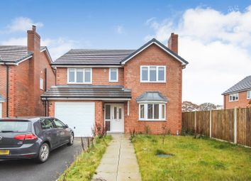 Thumbnail 4 bed detached house to rent in Alder Close, Alltami, Mold
