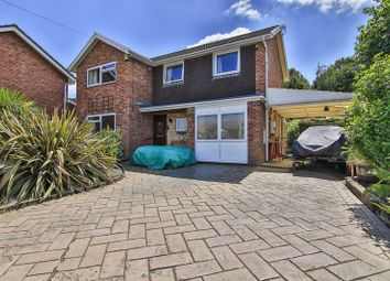 Thumbnail 4 bed detached house for sale in Malford Grove, Gilwern, Abergavenny