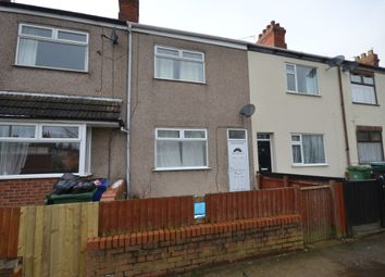 3 bed terraced house to rent in Highfield Avenue, Grimsby DN32