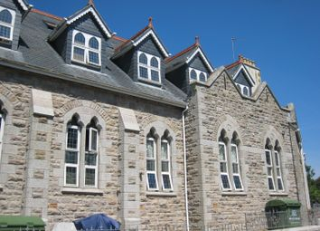 Thumbnail 3 bed flat to rent in Mennaye Road, Penzance