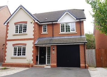 Thumbnail 4 bed detached house to rent in Kipling Drive, Melton Mowbray
