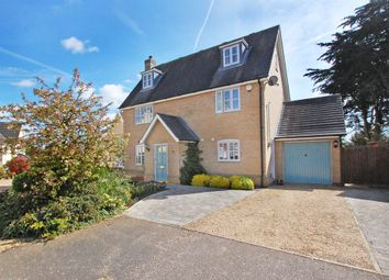 Thumbnail 5 bedroom detached house for sale in Aldergrove Close, Halesworth