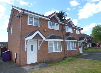 Thumbnail 3 bed semi-detached house to rent in Rame Close, Liverpool