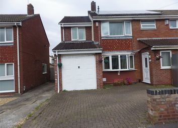 Thumbnail 4 bed semi-detached house for sale in Harden Road, Stockwood, Bristol