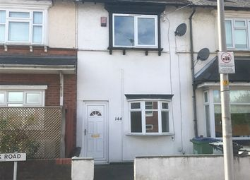 Thumbnail 2 bed terraced house to rent in Park Road, Smethwick