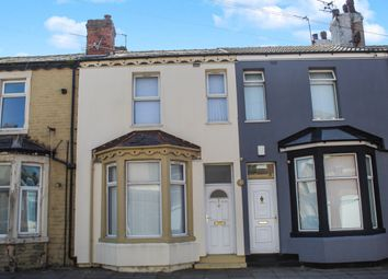 Thumbnail 4 bed terraced house for sale in Clinton Avenue, Blackpool