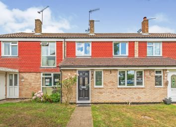 Thumbnail 3 bed terraced house for sale in Fairway, Copthorne, Crawley