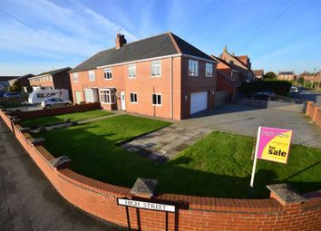 Thumbnail 5 bed semi-detached house for sale in High Street, Eastrington
