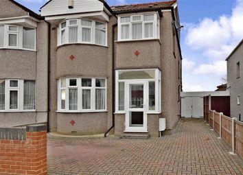 Thumbnail 4 bed semi-detached house for sale in Brent Lane, Dartford, Kent