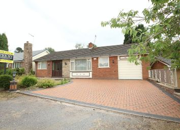 Thumbnail 2 bed detached bungalow for sale in Grangefields, Biddulph, Stoke-On-Trent